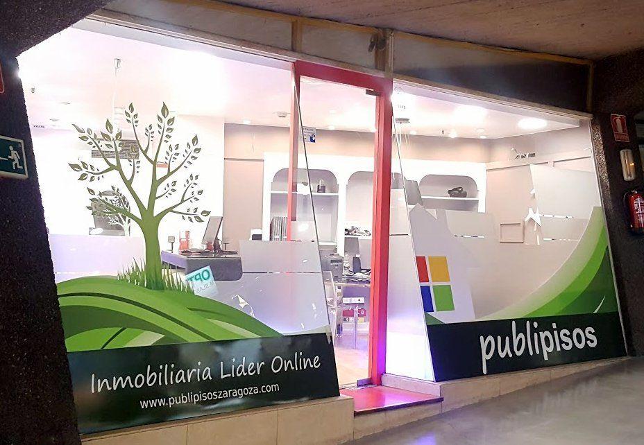 Inmobiliarias Zaragoza PUBLIPISOS Oficinas