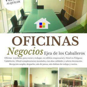 Venta y Alquiler de Oficinas en Ejea de los Caballeros   PUBLIPISOS Inmobiliarias
