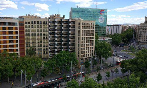 Alquiler de Oficinas Centro Zaragoza Plaza Aragon / PUBLIPISOS