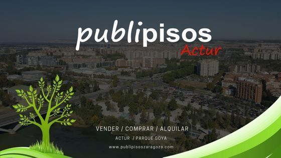 Inmobiliarias Actur, Parque Goya Zaragoza precio vivienda | Inmobiliarias Zaragoza