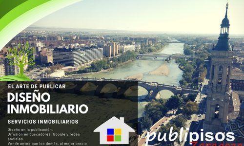 Inmobiliarias Zaragoza Barrios zonas PUBLIPISOS Zaragoza