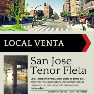 Venta Local Tenor Fleta Zaragoza Centrico, Inmobiliarias Zaragoza