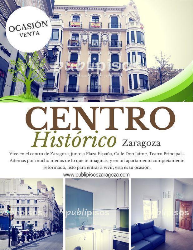 Portada Magazine diseño para inmobiliarias Zaragoza | Venta pisos Zaragoza