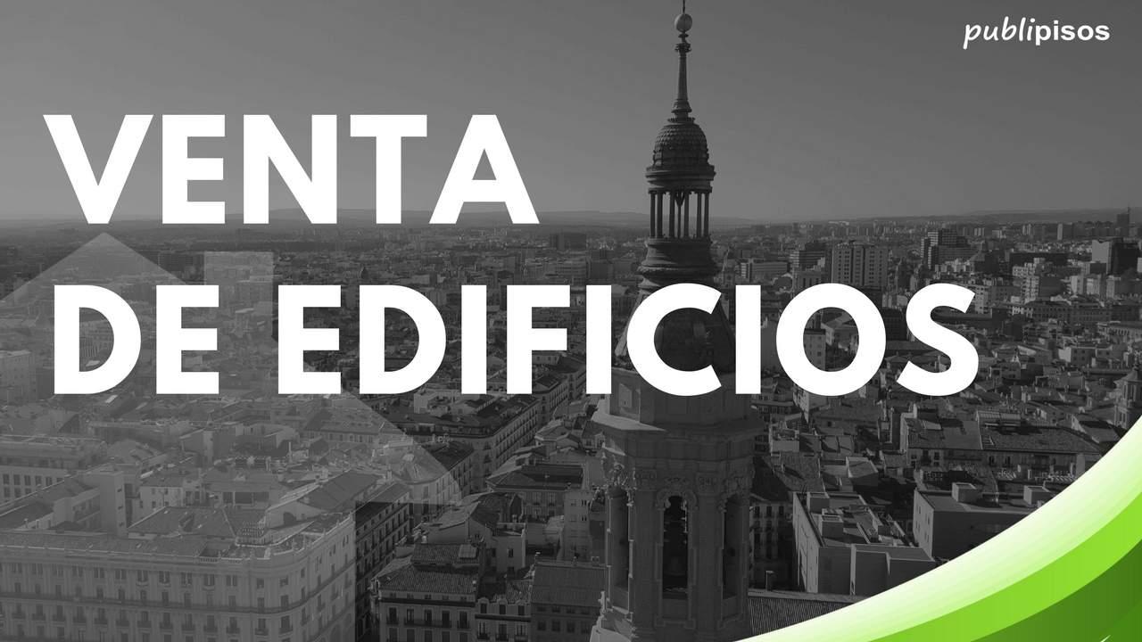 Venta edificios Zaragoza Inversores