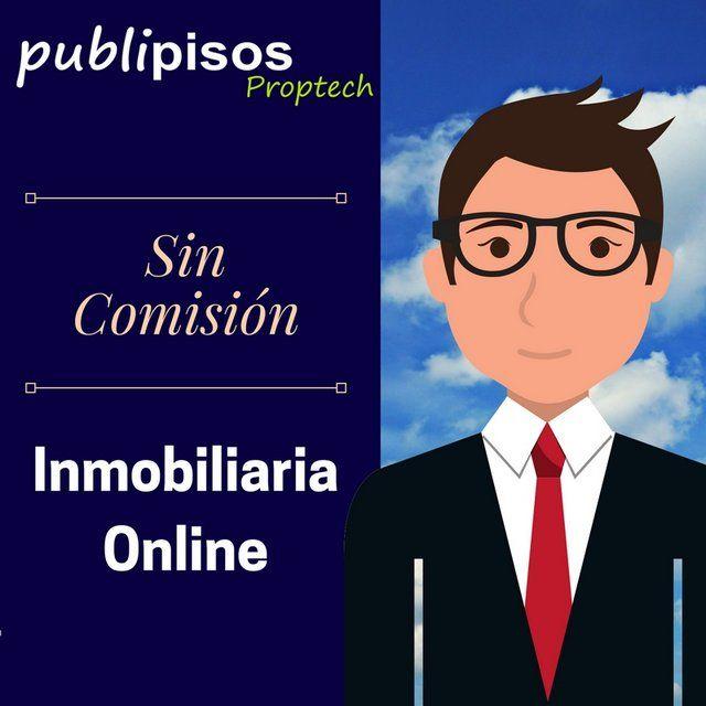 PUBLIPISOS Proptech Inmobiliaria Online Sin Comisión