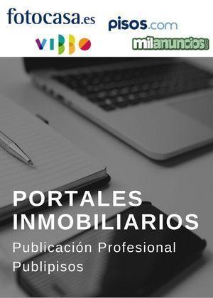 PUBLIPISOS Proptech Inmobiliaria Online Portales Inmobiliarios