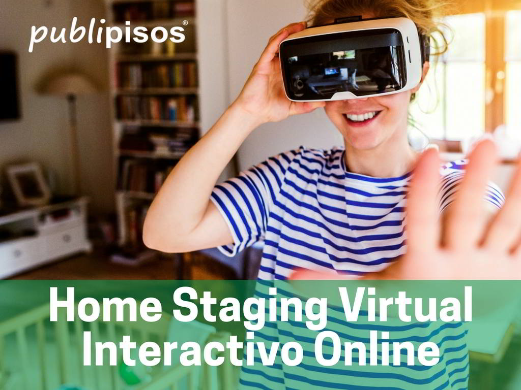 Home Staging Virtual Interactivo Online