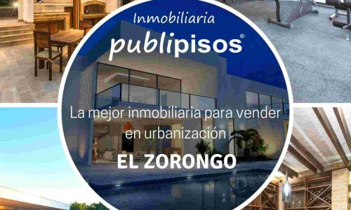 La mejor inmobiliaria para vender en el Zorongo