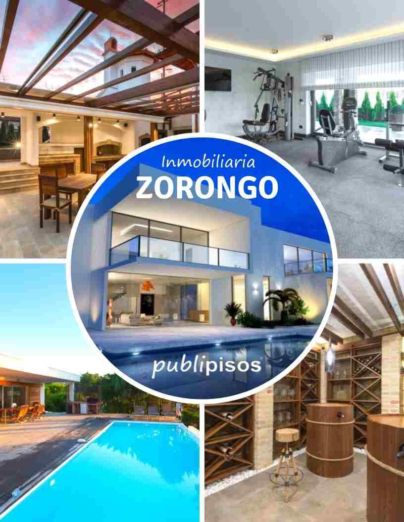Venta Chalet Zorongo Inmobiliaria Zorongo