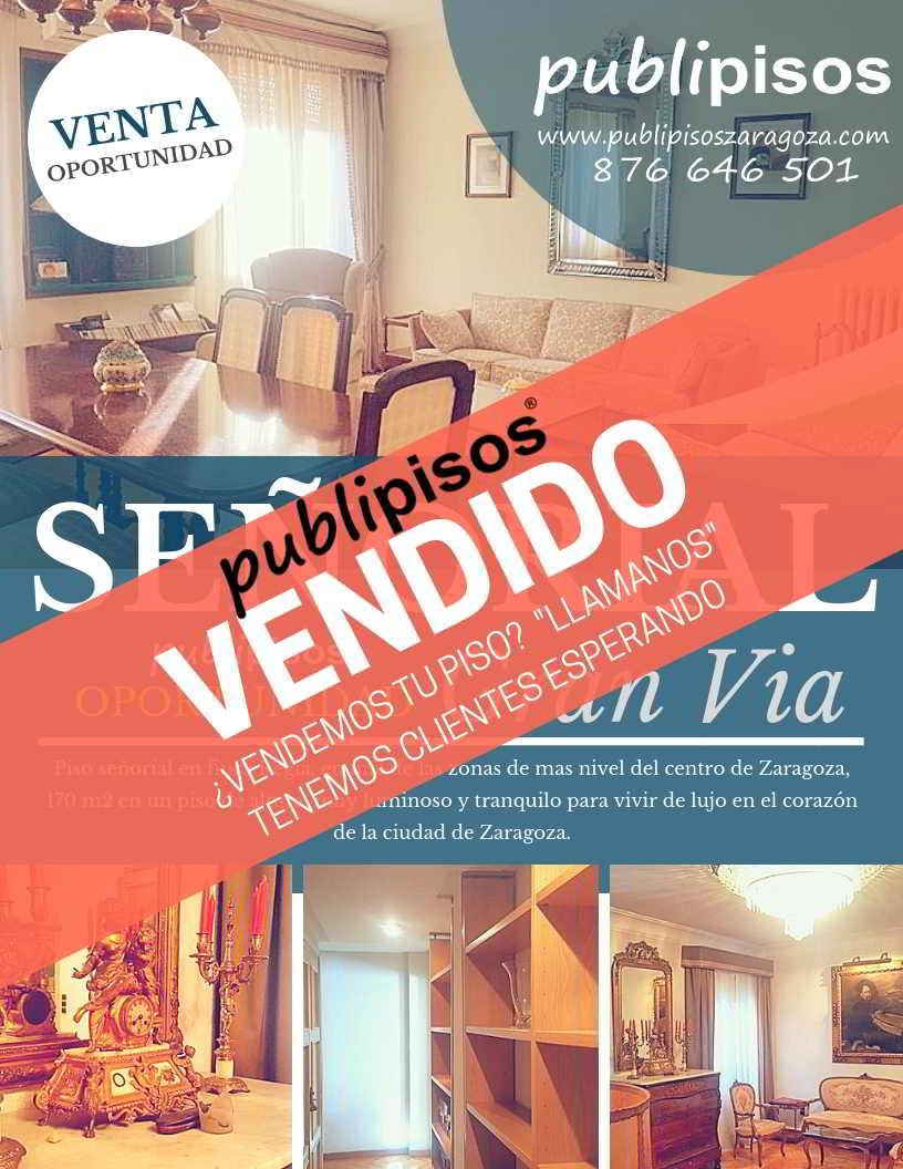 Vender piso rápido en Zaragoza | Inmobiliarias Zaragoza