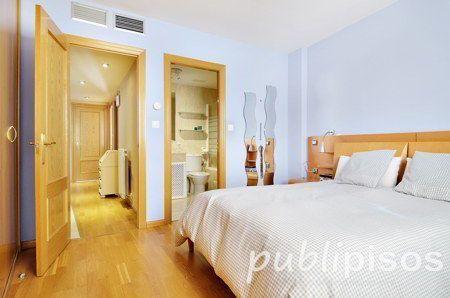 Dormitorio Duplex Lujo Paseo de la Ribera Inmobiliarias Zaragoza Publipisos (19)