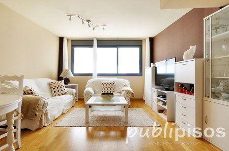 Salón Duplex Lujo Paseo de la Ribera Inmobiliarias Zaragoza Publipisos