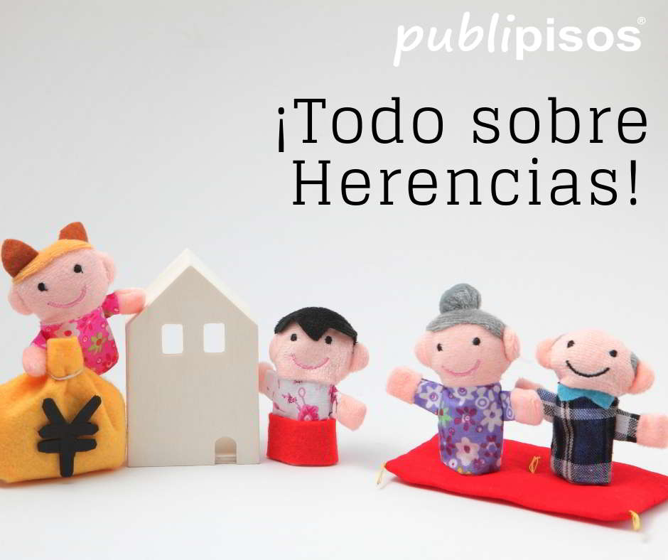 Vender piso de Herencia | ^Publipisos Inmobiliarias Zaragoza