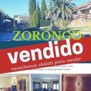 Chalet Zorongo Ocasión Piscina