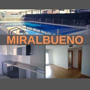 Venta piso Zaragoza Miralbueno
