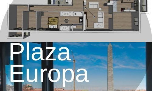 Venta piso zaragoza Plaza Europa