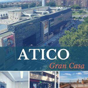 Venta Ático Zaragoza Actur