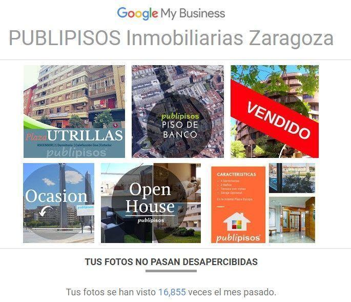 la inmobiliaria más vista de Zaragoza