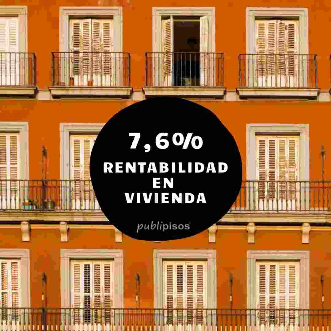 Rentabilidad inversión vivienda | Inmobiliarias Zaragoza