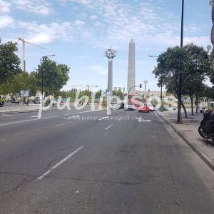 Alquiler piso reformado centro Zaragoza