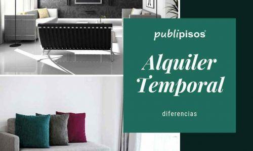 Alquiler temporal en Zaragoza