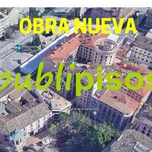 Pisos de obra nueva centro de Zaragoza