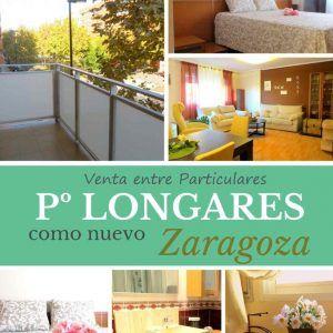 Piso venta Paseo Longares Zaragoza