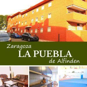 Venta Piso La Puebla de Alfinden Zaragoza