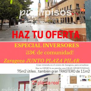 Piso en venta en Zaragoza de 78 m2