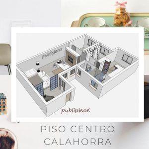 Piso en venta en Calahorra de 110 m2