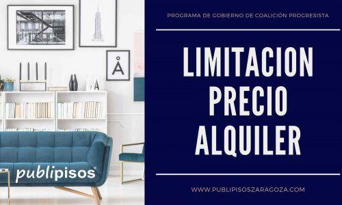 LIMITACION PRECIO ALQUILER