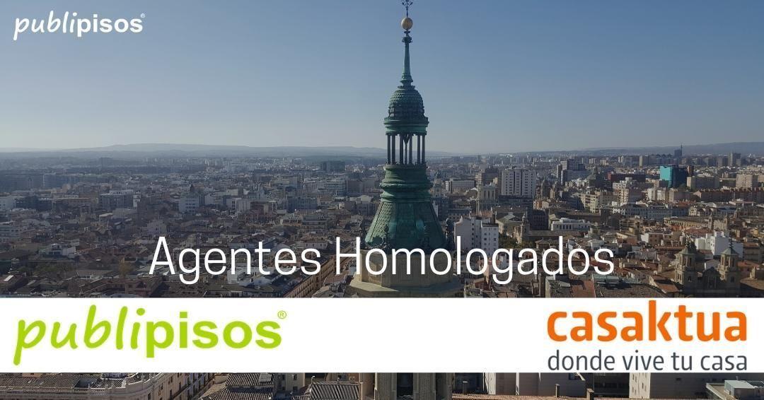 Casaktua Zaragoza Presentación agente Homologado Publipisos