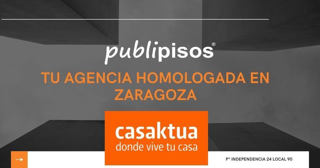 Oficina Casaktua Zaragoza PUBLIPISOS
