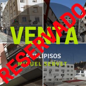 Piso económico Miguel Servet Zaragoza