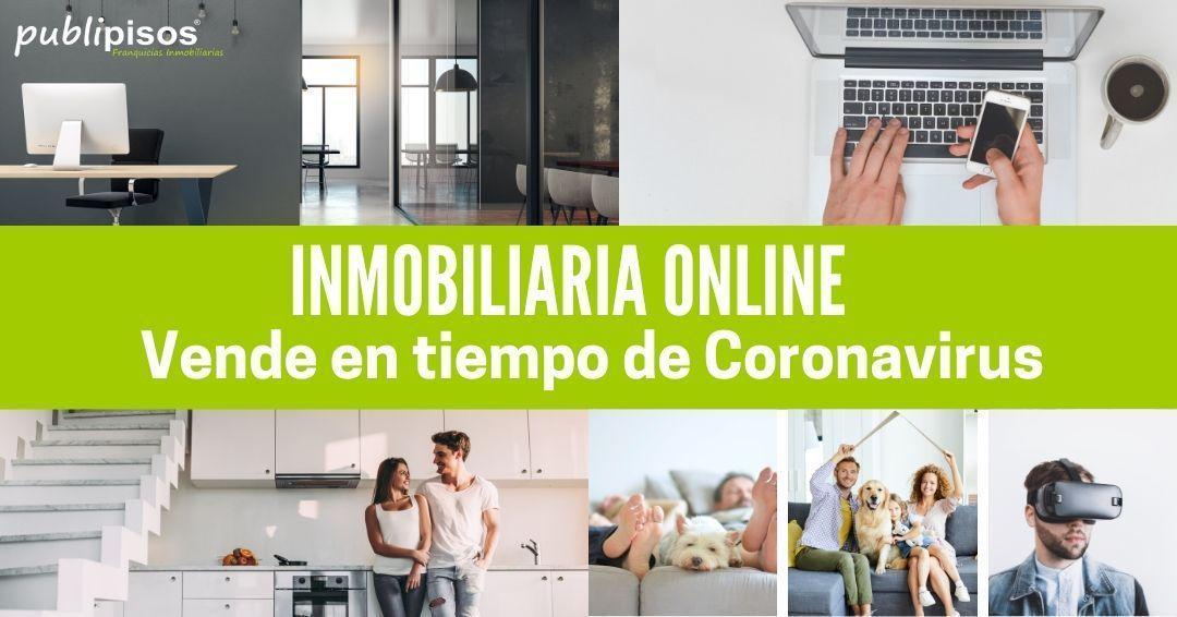 inmobiliaria en tiempo de coronavirus