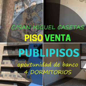 Piso en venta Casetas Zaragoza