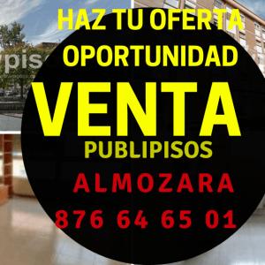 Piso económico venta Almozara Zaragoza
