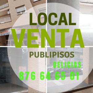 Local en venta San Genis Delicias Zaragoza