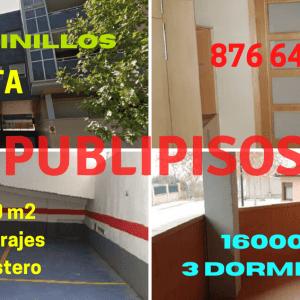 Venta de piso en Garrapinillos Zaragoza