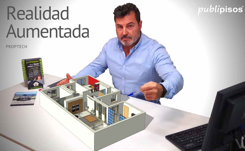 Realidad Aumentada Inmobiliaria Publipisos