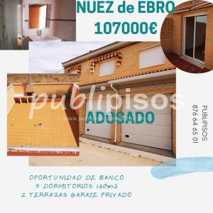 Chalet en venta Nuez de Ebro Zaragoza