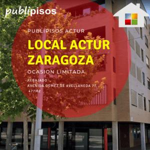 Local en venta en Zaragoza de 477 m2