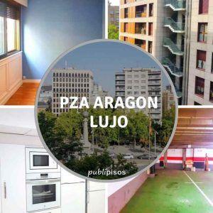Piso Alquiler Plaza Aragón Zaragoza