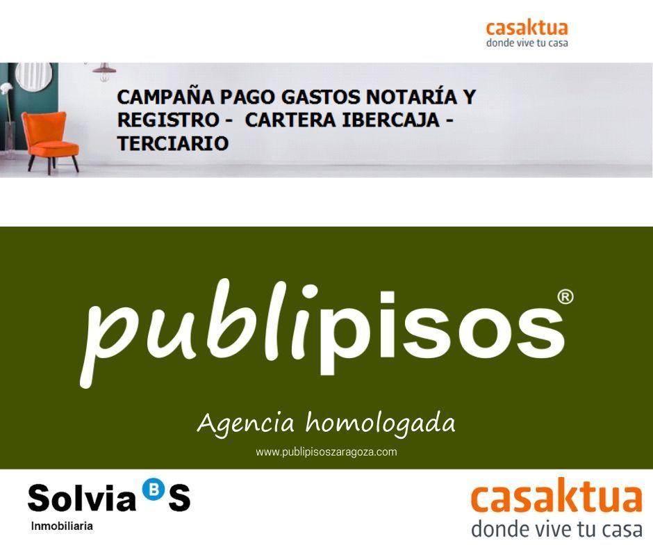Inmuebles ocasion Casaktua Zaragoza