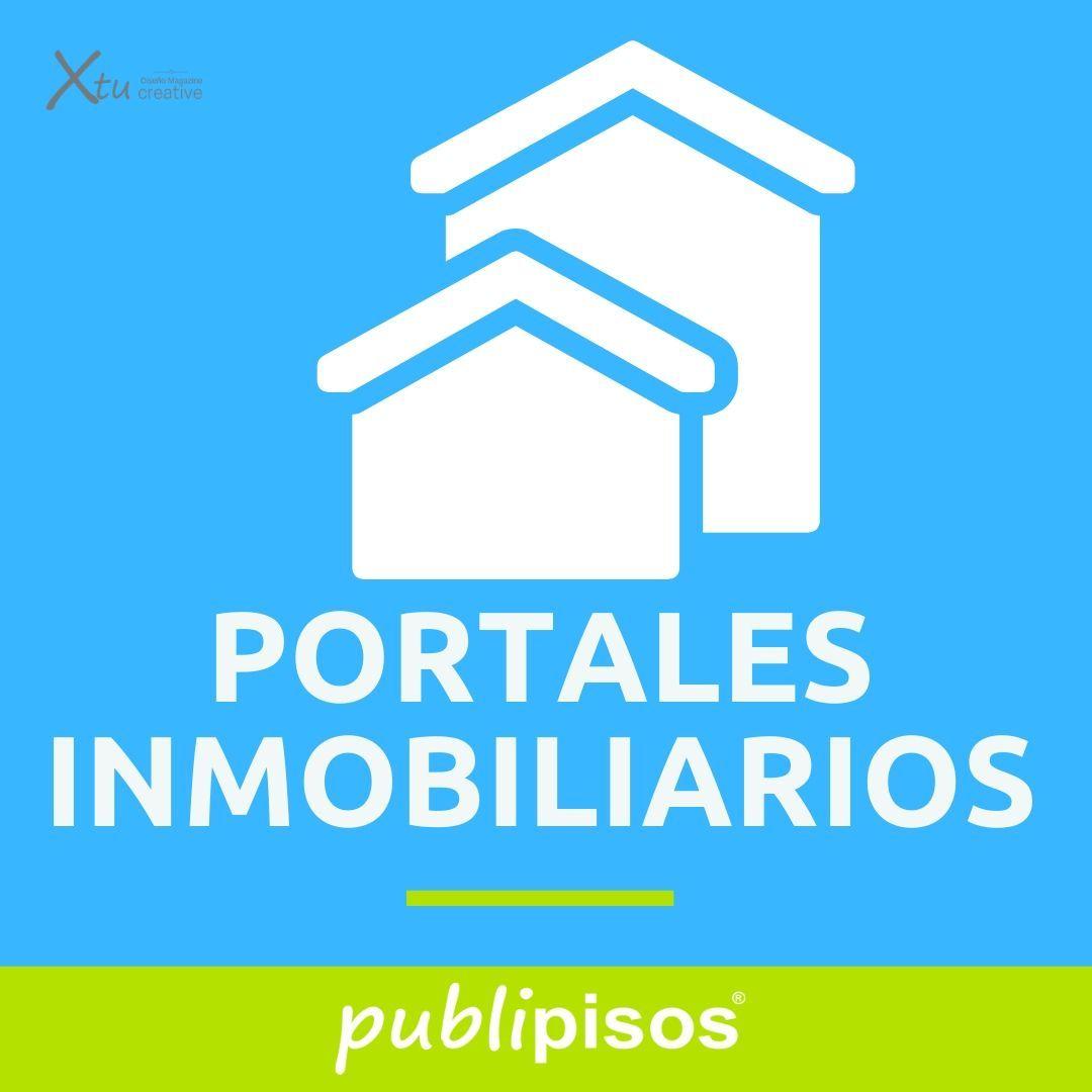 Portales inmobiliarios Idealista Fotocasa Publipisos Zaragoza