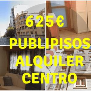 Piso de alquiler calle Carmen centro ciudad