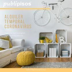 Alquiler temporal por Coronavirus pisos Zaragoza
