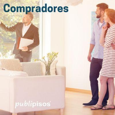 Cartera de compradores vender piso Zaragoza