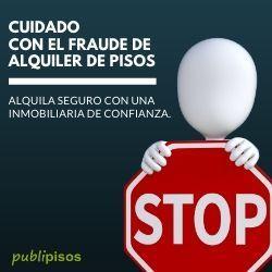 Fraude en alquiler de Pisos Zaragoza