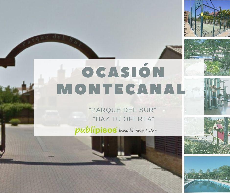 Inmobiliaria en Montecanal Zaragoza